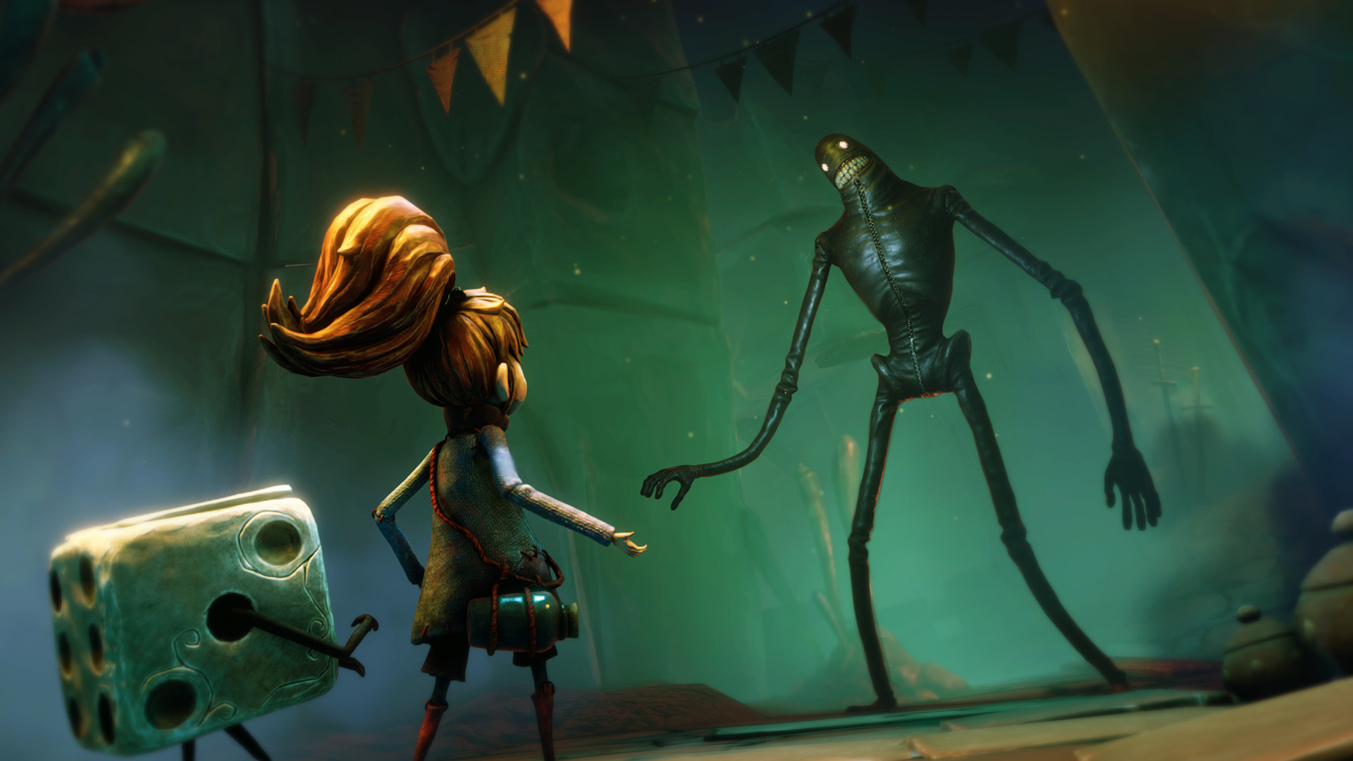 Lost in Random: the shadowman