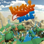 """Lucky's Tale, """"VR's Mario 64"""", To Be Bundled With Every Oculus Rift"""