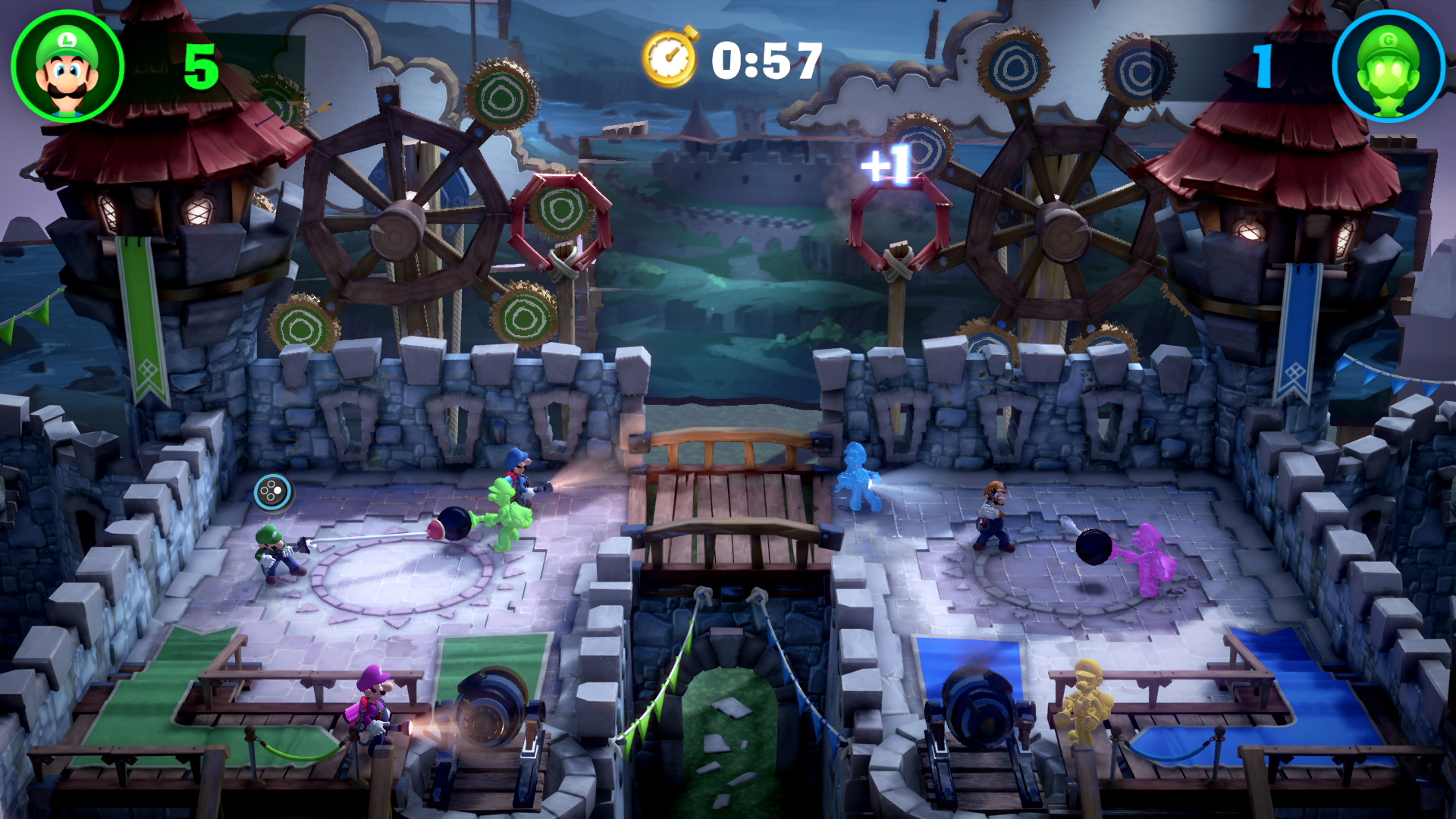 Luigi's Mansion 3 review: Multiplayer is online, co-op isn't.
