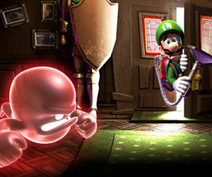 New Luigi's Mansion 2 Screenshots Remind Us of Games Existance