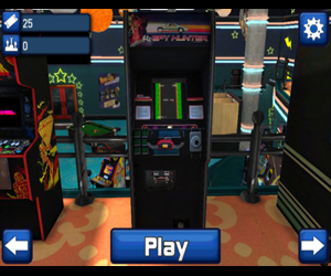 Midway Arcade Updated for iCade Compatibility