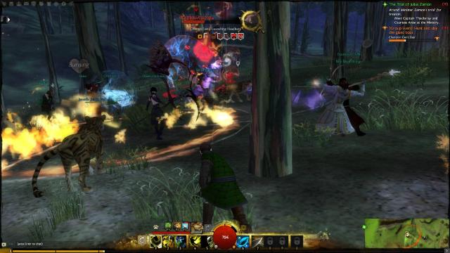 Guild Wars 2 - Massive Boar