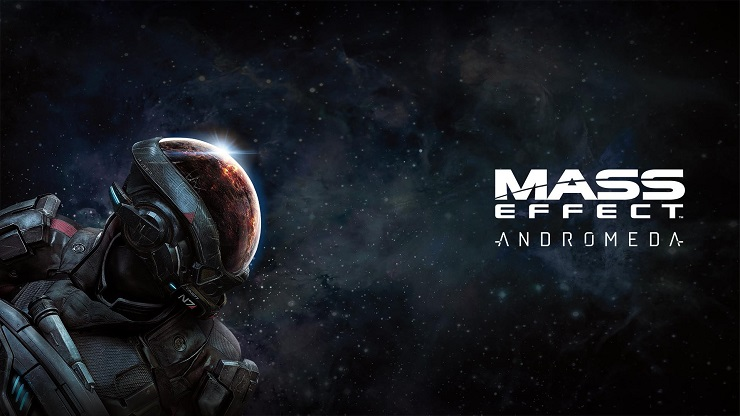 Andromeda launch trailer drops out of orbit