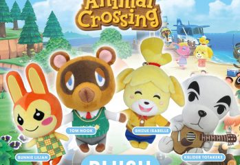 Win a full set of Animal Crossing New Horizon plushies courtesy of Merchoid