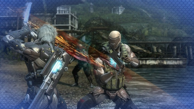 Metal Gear Rising: Revengeance Hands-On Preview
