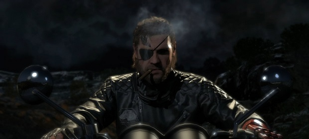 New Metal Gear Solid 5: The Phantom Pain Trailer Released