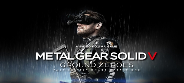 Konami Reveals Merchandise Partners for Metal Gear Solid V: Ground Zeros