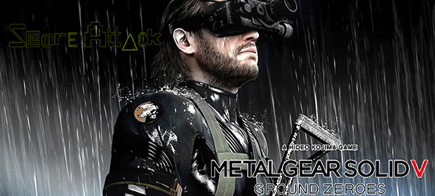 Score Attack: Metal Gear Solid V: Ground Zeroes