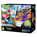 Mario Kart 8 & Splatoon Wii U Bundle Coming to Europe on October 30