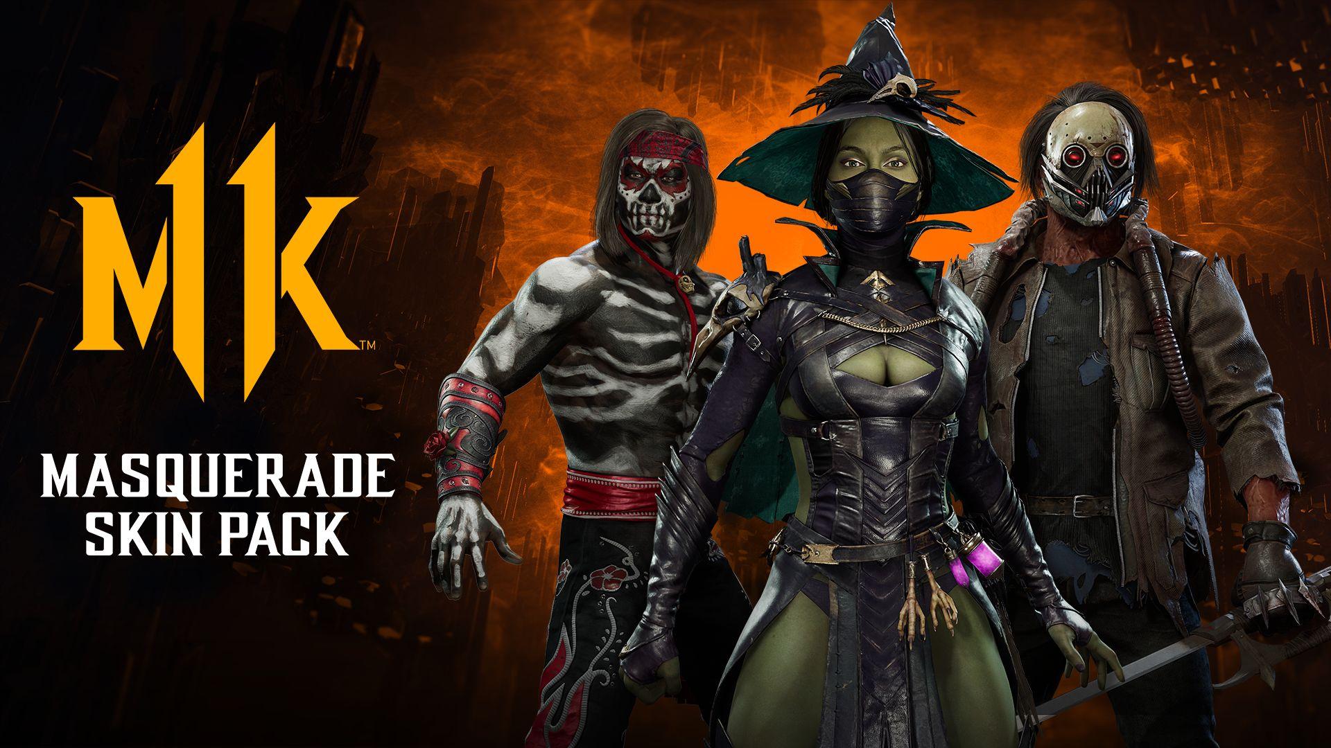 Halloween Event Koming to Mortal Kombat 11