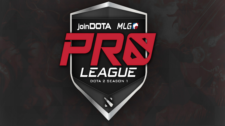 bbc and hell raisers top dota 2 mlg pro league