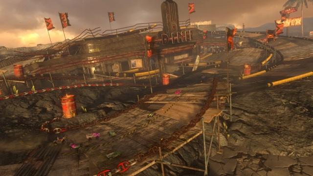 Motorstorm RC - Apocalypse Track