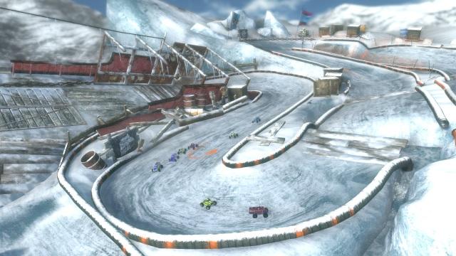 Motorstorm RC - Arctic Edge Track