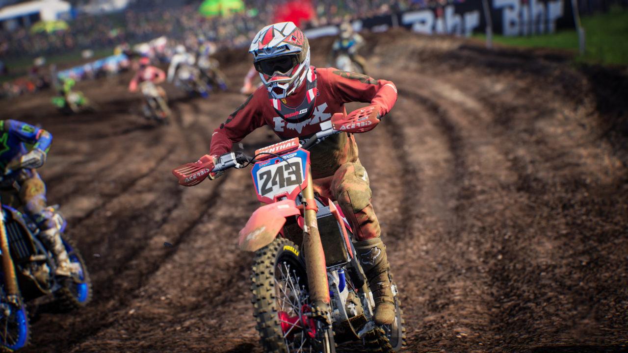 MXGP 2020 Biker