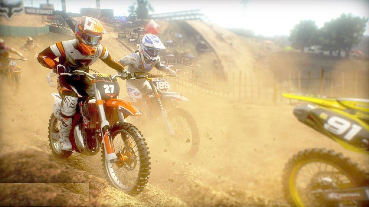 MXGP 2020 Dirt Track
