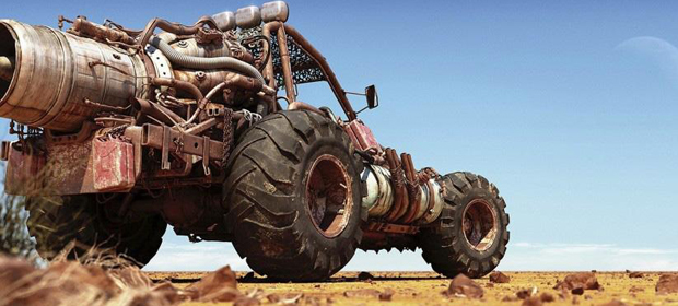 Mad Max featured