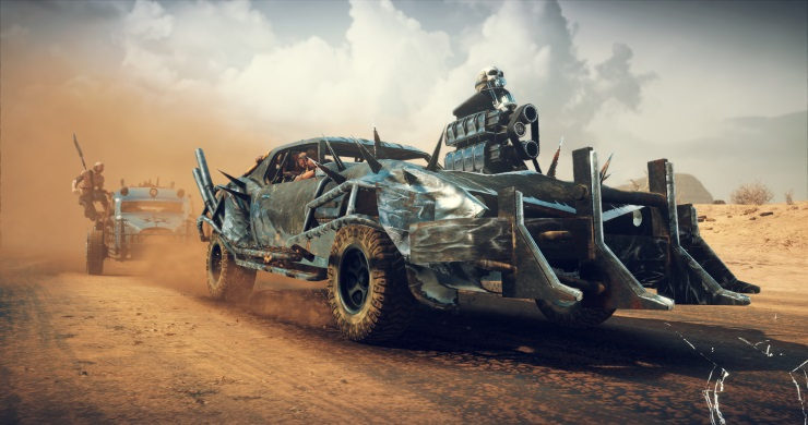 Mad Max preview screenshot