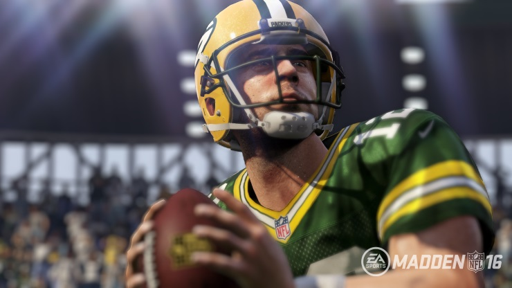 Madden 16 Rodgers