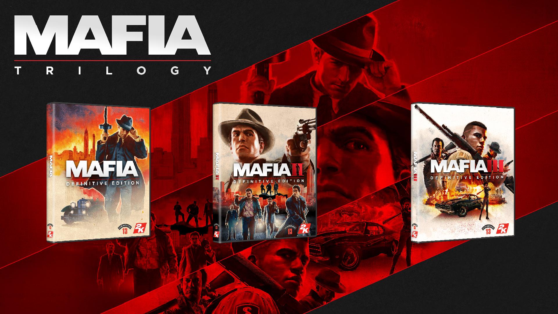 Mafia Trilogy on PC