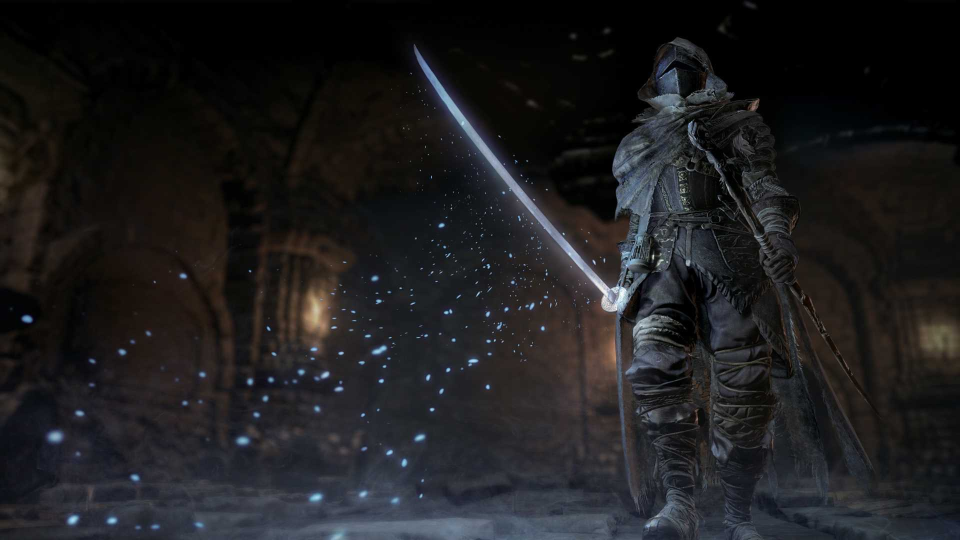 Magic_Snow_Enchant - Dark Souls 3