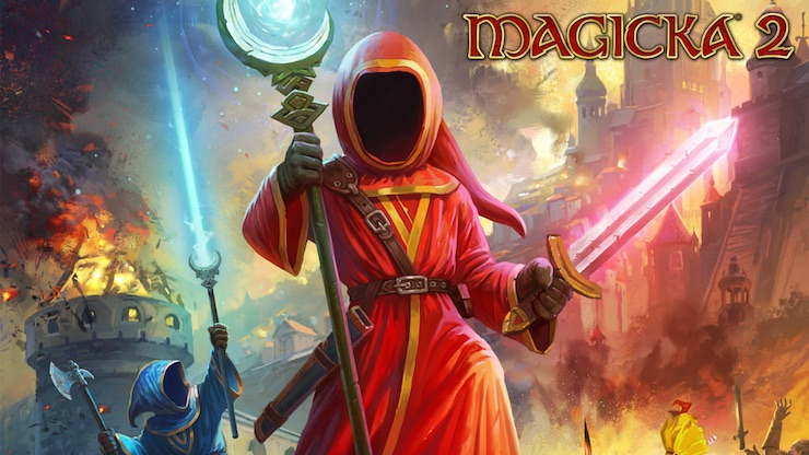 Magicka 2 featured