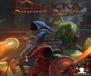 Magicka: Dungeons & Daemons Live Stream Today