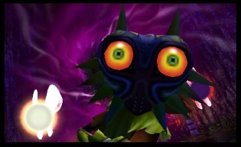 Majora's Mask review 3D
