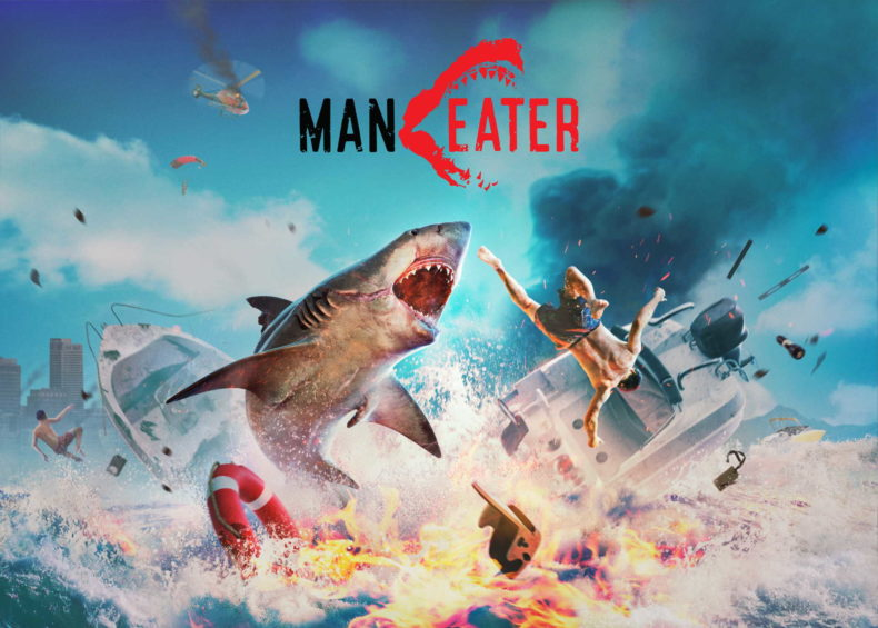 Win Maneater on Nintendo Switch
