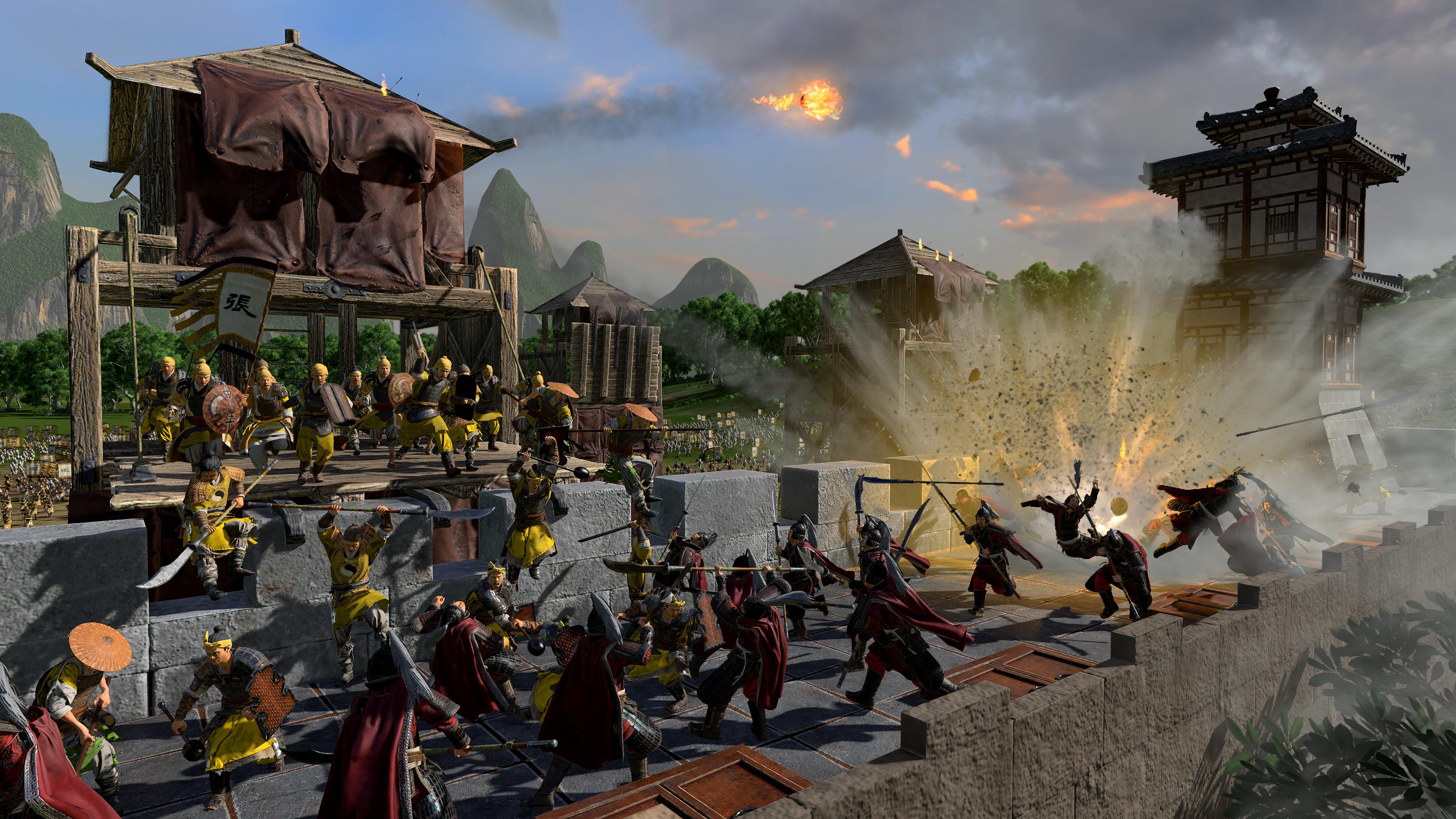 Total War: Three Kingdoms – Mandate of Heaven: screenshot