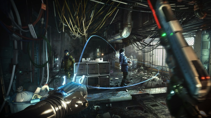 Mankind Divided preview