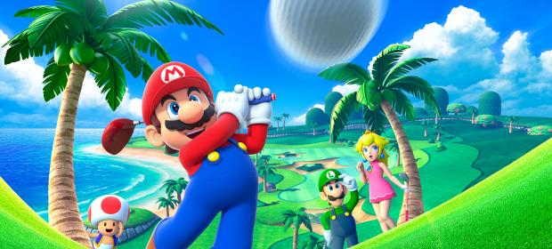 Mario Golf: World Tour Preview – Take it Easy