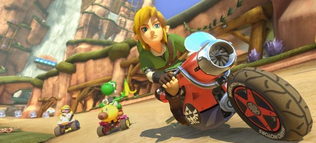 Mario Kart 8 DLC Featured