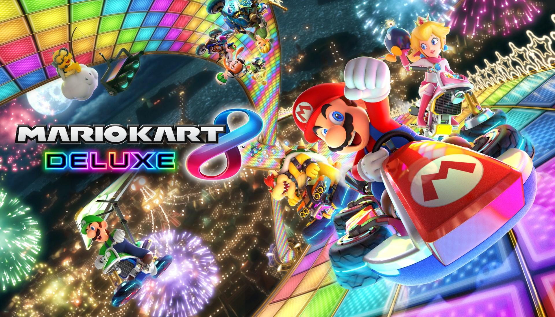 Mario Kart 8 Deluxe Review - GodisaGeek com