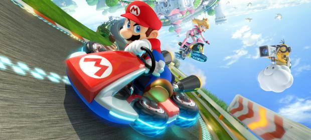 Mario Kart 8 Preview Featured