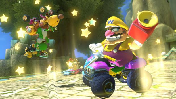 Mario Kart 8 Super Horn