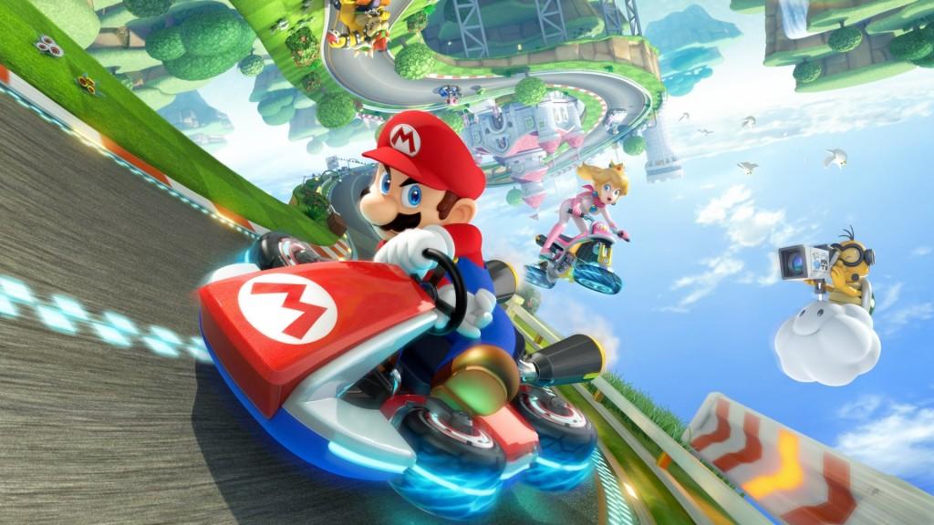 Game of the Year #1 - Mario Kart 8