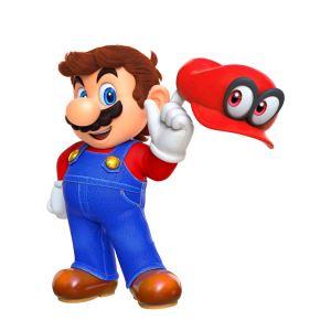 Mario Odyssey - cappy