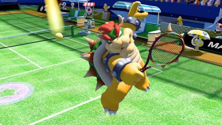 Mario Tennis bowser