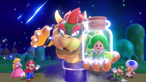 Mario opening