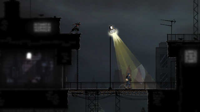 Mark of the Ninja - Screenshot 01