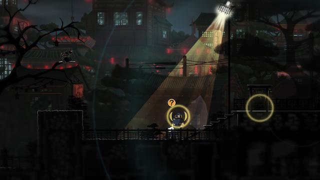 Mark of the Ninja - Screenshot 02