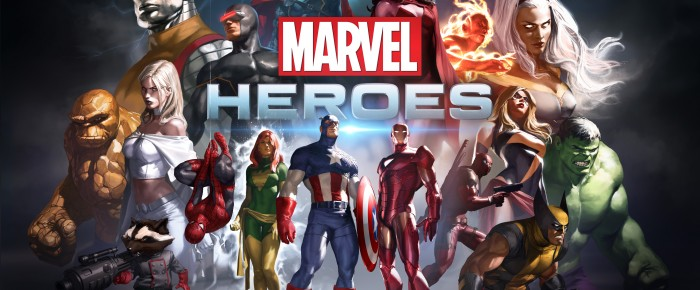 Marvel Heroes Beta Weekend Key Giveaway
