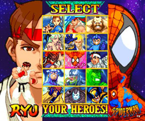 Marvel Vs Capcom Origins is Coming To XBLA and PSN Later This Year