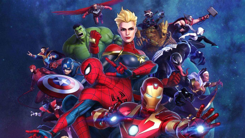 Kết quả hình ảnh cho Marvel Ultimate Alliance 3: The Black Order