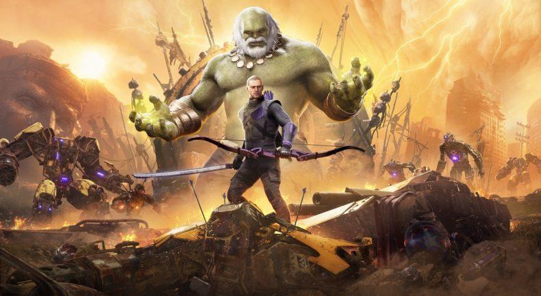 Marvel's Avengers Next-Gen news