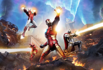 Marvel's Avengers Tachyon Anomaly