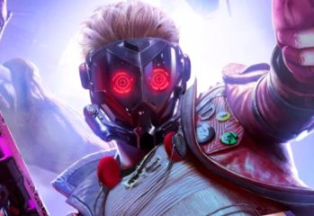 Marvel's Guardians of the Galaxy Star-Lord