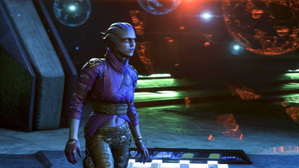 Mass Effect Andromeda - PeeBee