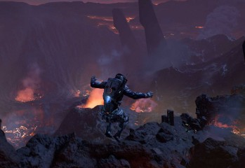 Mass Effect Andromeda screen