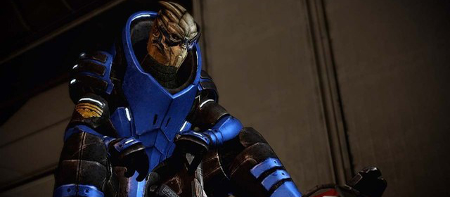 Garrus Appears to be Favourite to Take Protagonist Role in Mass Effect Spin-off